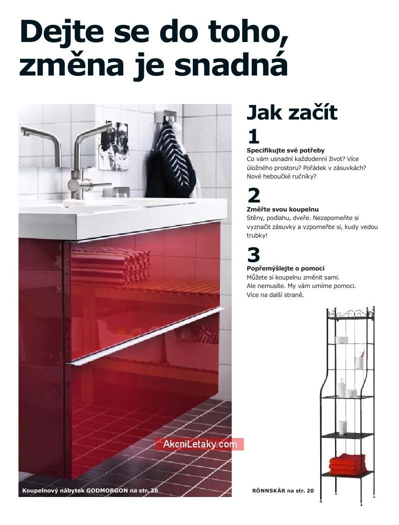 92cde979d44918 IKEA akční leták  Nabídka pro koupelny 2013 od 13.10. - 30.6.2013 strana  999 36