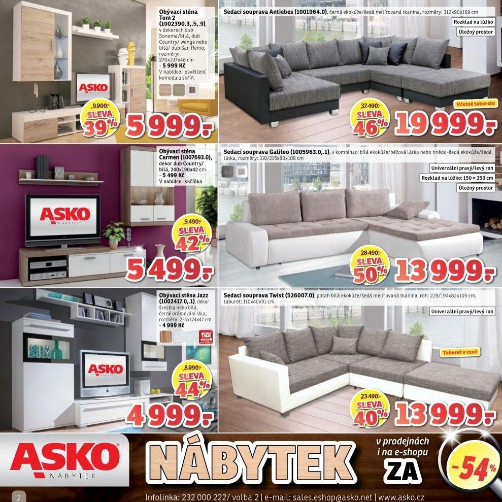 asko let k od katalog online prodeje 999 16. Black Bedroom Furniture Sets. Home Design Ideas