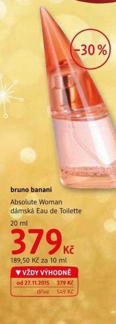 Bruno banani woman dm