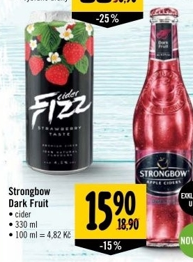 Cider Strongbow