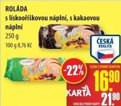 Roláda Roll Goldfein