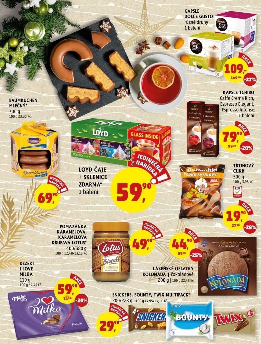 Baumkuchen Kuchen Meister V Akci Penny Market Od 14 12 2017