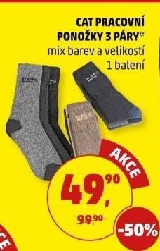 9ff060e5fba Pánské pracovní kalhoty Koupelnová předložka Pohlcovač vlhkosti Aero 360°  Ceresit Pracovní ponožky Cat ...