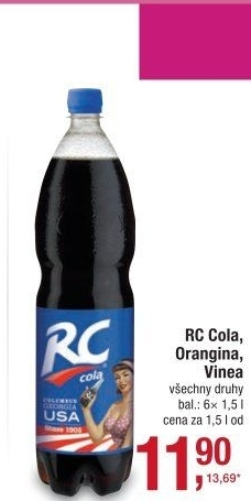 Rc cola coupons 2018