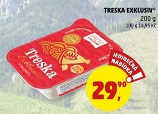 ca0c0a2c9aadd Treska v majonéze exclusive Preto Ryba Žilina v akci Penny Market od ...