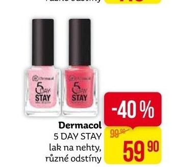 76787ecece7 Řasenka Total Temptation Maybelline Lak na nehty L'Oréal Lak na nehty 5Day  Stay Dermacol ...