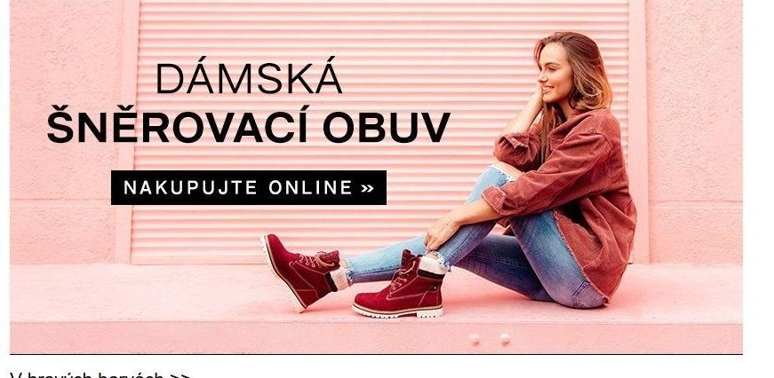 7fe180e57e gt  Deichmanna Krásná U V Online Nakupujte Pro Dámy Obuv gt  Šněrovací  w0Pw6qzH
